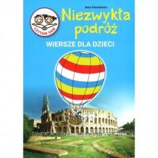 Niezwykła podróż - wiersze dla dzieci
