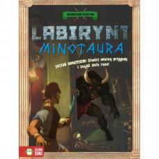 Labirynt Minotaura. Historyczne śledztwo