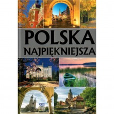 Polska najpiękniejsza złocone litery