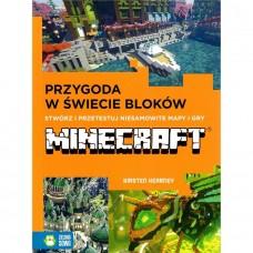 Minecraft. Przygoda w świecie bloków 9788380734722