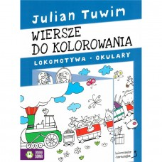 Kolorowanka-harmonijka. Julian Tuwim 9788380731363