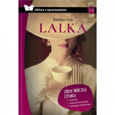 Lektury Lalka tw.opr. SBM
