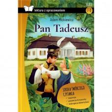 Lektury Pan Tadeusz tw.opr. SBM