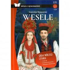 Lektury Wesele tw.opr. SBM