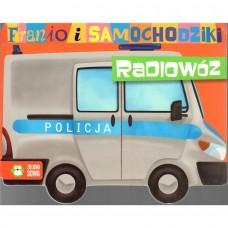 Franio i samochodziki - radiowóz