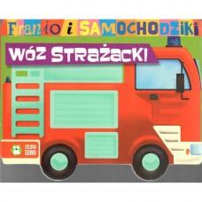 Franio i samochodziki - wóz strażacki