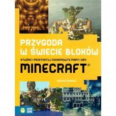 Minecraft. Przygoda w świecie bloków 9788380734715