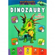 Encyklopedia przedszkolaka. Dinozaury
