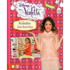 Violetta. Książka kucharska - Disney 9788379830466