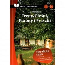 Lektury Fraszki.Pieśni.Psalmy.Treny m.opr SBM