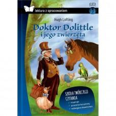 Lektury Doktor Dolittle tw.opr. z oprac. SBM
