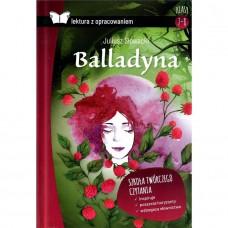 Lektury Balladyna m.opr. z oprac.SBM