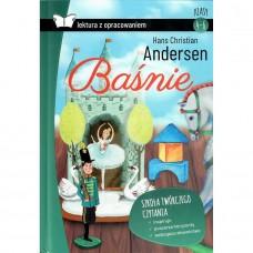 Lektury Baśnie Andersen tw.opr. z oprac. SBM