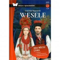 Lektury Wesele m.opr. z oprac. SBM