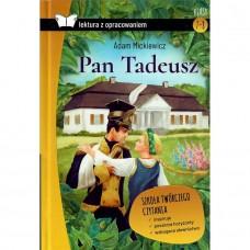 Lektury Pan Tadeusz m.opr. z oprac. SBM