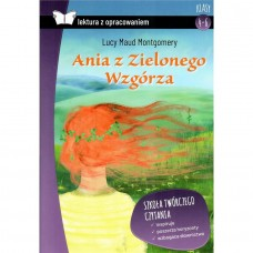 Lektury Ania z Zielonego Wzgórza tw.opr. SBM