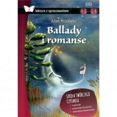 Lektury Ballady i romanse Mickiewicz m.opr.SBM