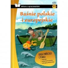 Lektury Baśnie polskie i europejskie tw.opr. SBM