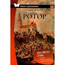 Lektury Potop tw.opr. z oprac. SBM