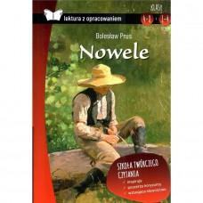 Lektury Nowele Prus tw.opr. z oprac. SBM