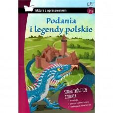 Lektury Podania i legendy polskie m.opr. SBM