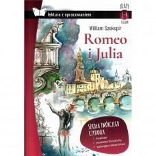 Lektury Romeo i Julia tw.opr. z oprac. SBM