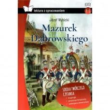 Lektury Mazurek Dąbrowskiego tw.opr. SBM
