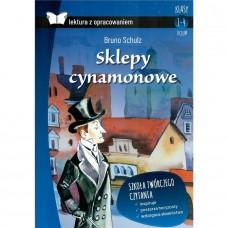Lektury Sklepy Cynamonowe m.opr. z oprac. SBM