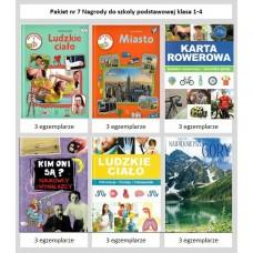 Pakiet nr 7 Nagrody do Szk.Podst.kl. 1-4 /24 szt./