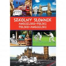 Szkolny słownik ang-pol i pol-ang/SBM